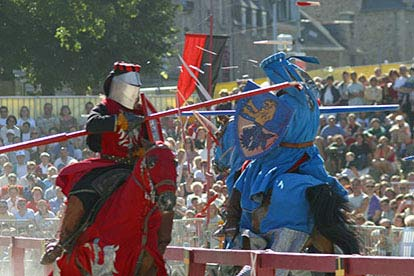 Medieval Jousting Experience
