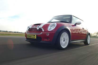 MINI Cooper S Thrill