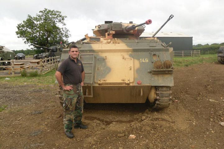 Half Day Military Vehicle Driving