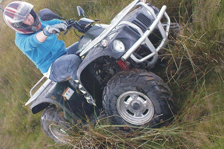 Quad Biking - One Hour