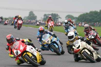 Motor Sport Entrance Ticket for Four