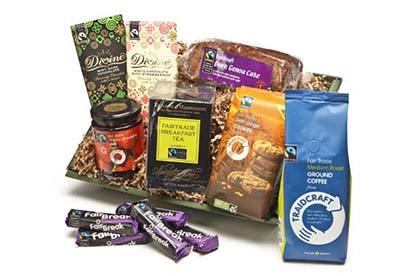 Fairtrade Tea Time Hamper