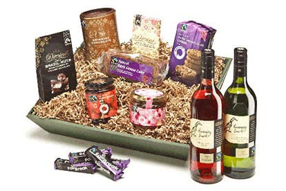 Fairtrade Wine Hamper