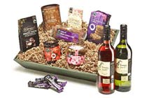 Click to view details and reviews for Fairtrade Wine Hamper.