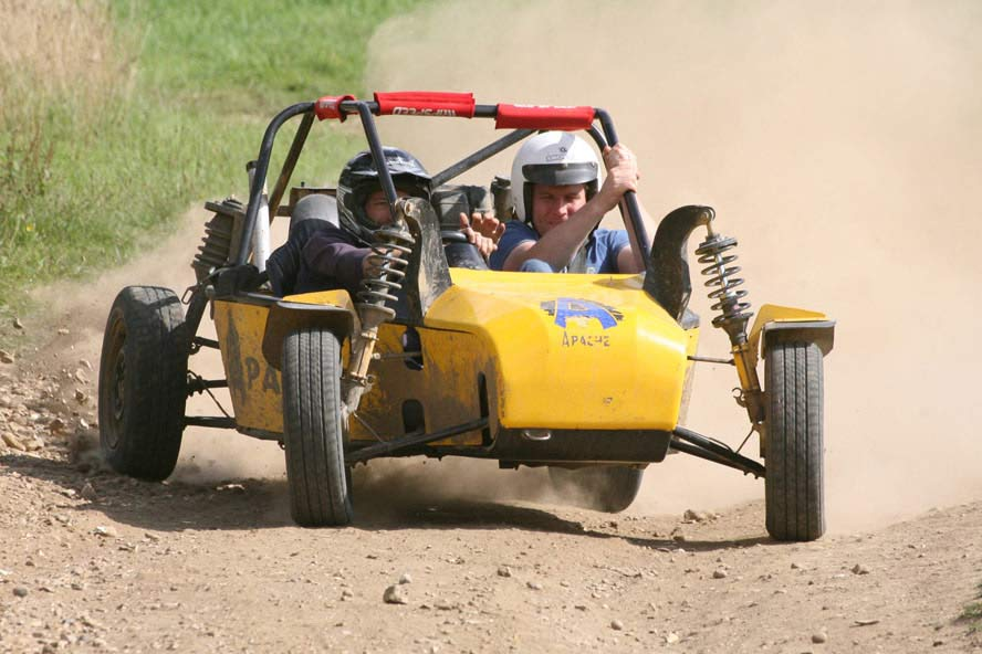 Apache Off Road Racing