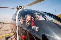 Click to view details and reviews for 55 Mile Helicopter Flight.