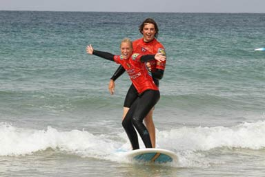 Surfing Taster Experience Thumb