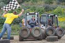 Dumper Racing Experience for Two at Diggerland Thumb