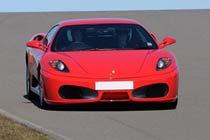 Ferrari Thrill at a Circuit