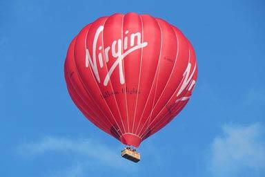 Sunrise Champagne Balloon Flight Thumb