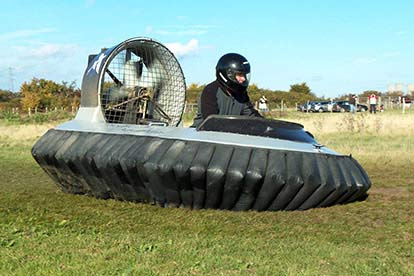 image of Hovercraft Driving Experience