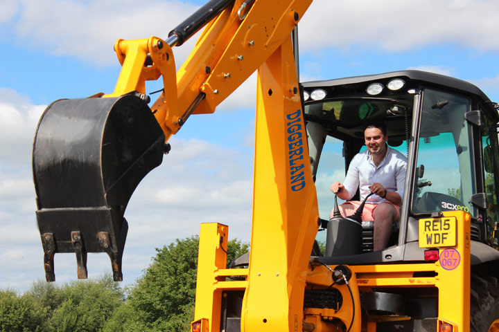 JCB Digging Experience