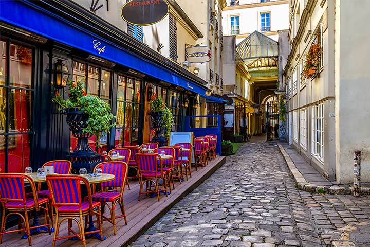 Lunch in Paris for Two