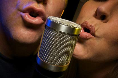 Recording Studio Duet Taster Session for Two