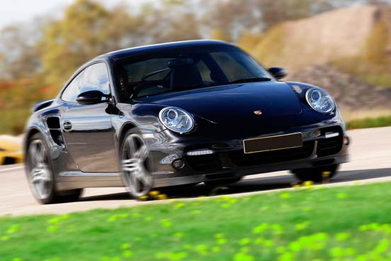 Porsche Driving Experience at Blyton Park, Midlands, Lincolnshire