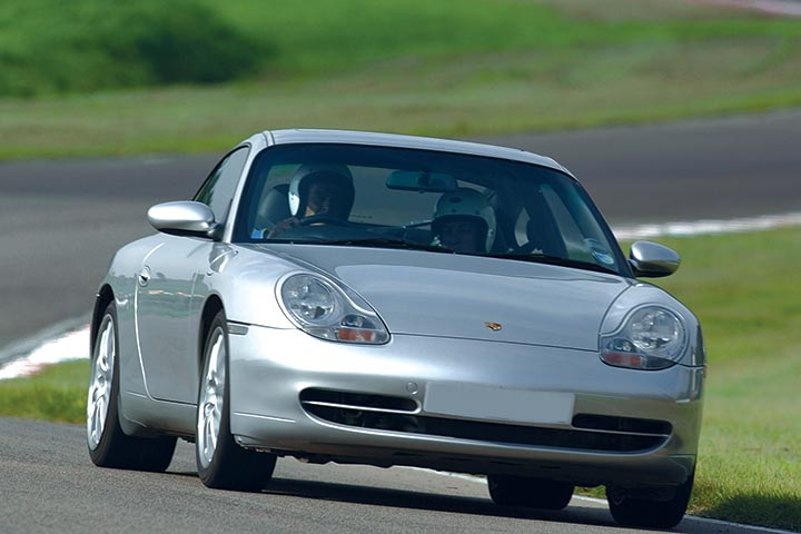 Porsche Driving Experience at Lydden Hill Circuit, Canterbury, Kent