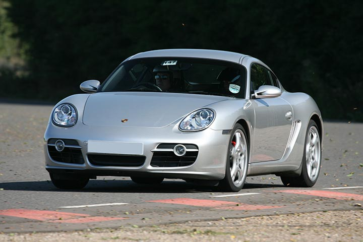 Porsche Driving Experience at Mallory Park Circuit, Leicestershire