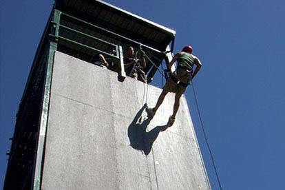 Abseiling Taster