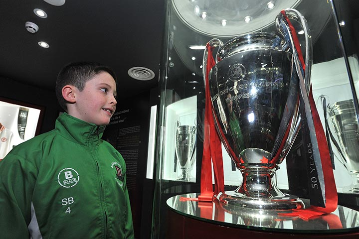 The Anfield Experience for Two