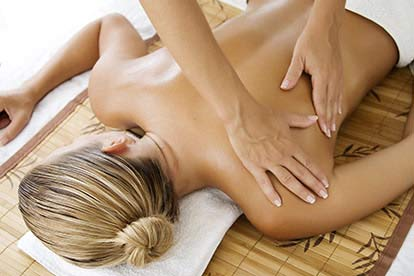 choice of ayurvedic relaxation treatments