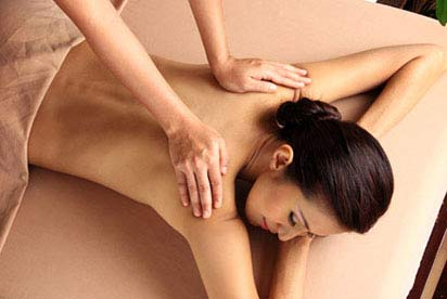 Elemis Deep Tissue Massage