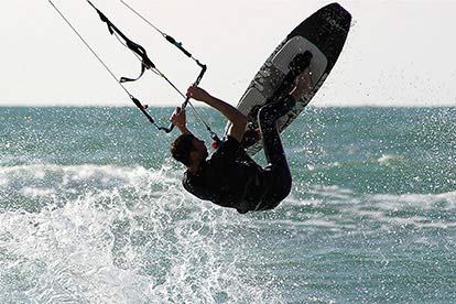 Junior Kite Boarding