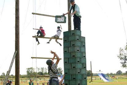 deluxe high ropes adventure  child