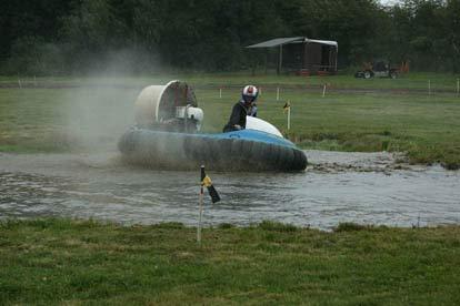 Hovercraft Blast