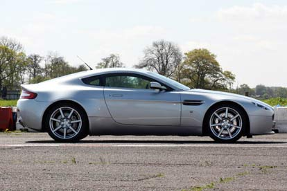 Junior Aston Martin Thrill