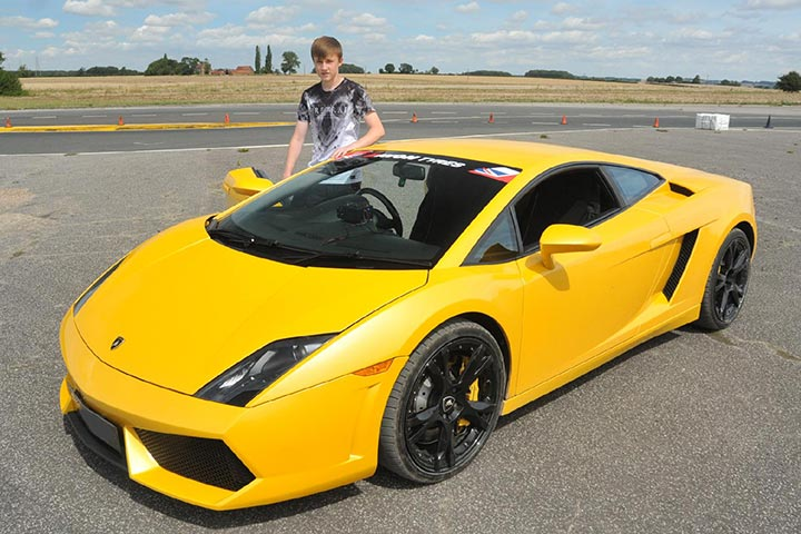 Junior Lamborghini Thrill