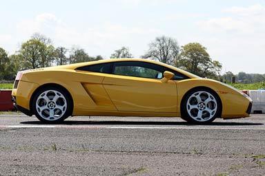 Junior Lamborghini Thrill Thumb