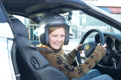 Junior Ferrari Thrill