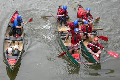 Junior Kayak or Canoe Experience