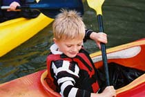Junior Kayak or Canoe Experience