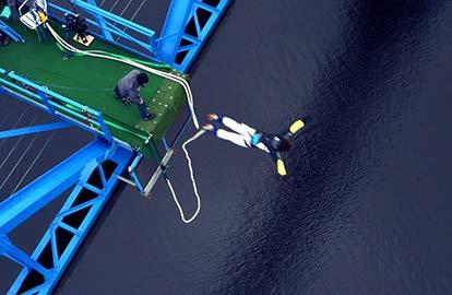 Bridge Bungee Jump For Juniors