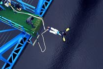 Bridge Bungee Jump for Juniors