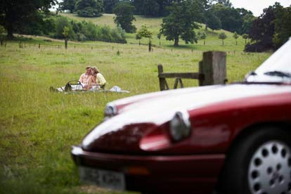 Picnic Classic Car Day for Two