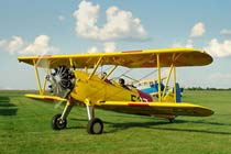 30 Minute Teen Tiger Moth Flying Lesson