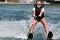 Water Skiing for Juniors