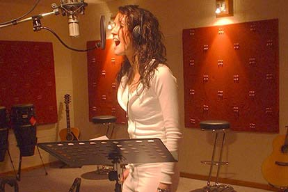 Teen Recording Studio Taster