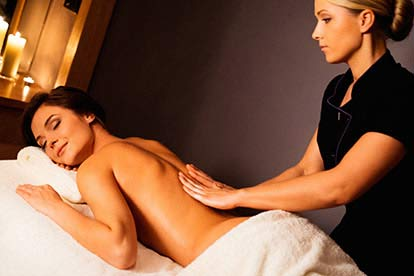 Twilight Heat & Ice Spa Experience For Four