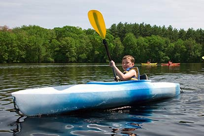 Junior Kayaking
