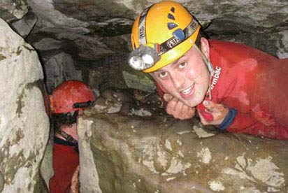 Caving Experience