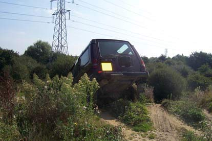 Exclusive Off Road Driving Experience
