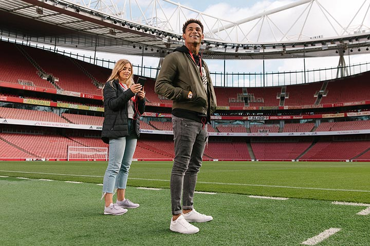 Adult Tour Of The Emirates Stadium For Two