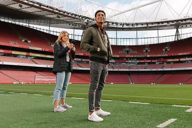 Emirates Stadium Tour for 2 Adults