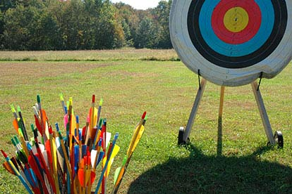 Half Day Archery