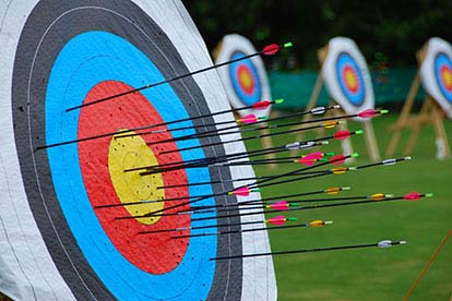 image of Half Day Archery for Two