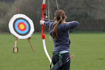 Half Day Archery for Two