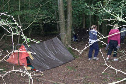 Bushcraft Taster for Two